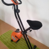 『エアロバイク買いました』の画像