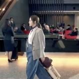『【乃木坂46】白石麻衣の旅立ち・・・スーパードライCM SNS先行メイキング映像が公開!!!』の画像