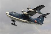『中国牽制へ』海自飛行艇「US-2」をインドへ輸出、政府手続き着手