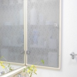 『セリアのカッティングシートで洗面所・リビングルーム・ダイニングルームをプチDIY! 機能面でも優れもの!!』の画像