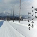 『雪道』の画像