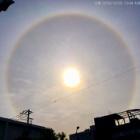 『今日の話題 札幌上空?全道上空?でっかいハロが出現 デマに注意です。』の画像