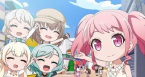 【ガルパ☆ピコ】第17話 感想 パン、ケーキ、コロッケ…パスパレ満腹ツアー