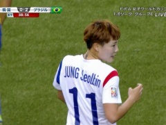 """韓国女子代表が""""白塗り化粧""""へについてコメント!「他の国に比べればたいしたことはない」「化粧をするのは当然のこと」"""