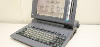 【極画像】昔のノートパソコンカッコ良すぎて草wwww