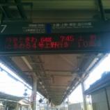 『常磐線・通勤時間帯特急の実態は?「ときわ64号」に乗車体験してきました!』の画像