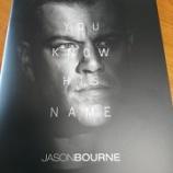 『「ジェイソン・ボーン(JASON BOURNE)」』の画像