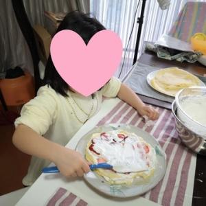 娘 5歳の誕生日を迎える