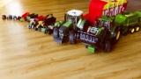 【悲報】ワイの息子(2歳)、バスやトラックのおもちゃで遊び始める