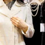 『フルオーダージャケットのトワルを制作。』の画像