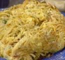 ワイ、カルボナーラ作るも卵がチャーハンみたいになって涙目