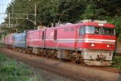 『2016/8/4~5運転 EH800道南いさりび鉄道、海峡線マヤ検』の画像