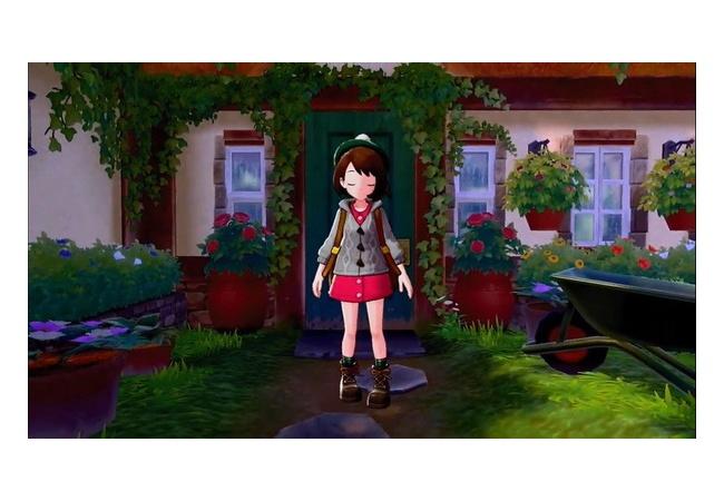 【画像】新作『ポケモンSS』の女主人公が可愛すぎるwwwwwwww