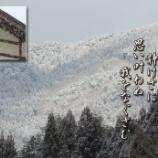 『ぼた雪』の画像