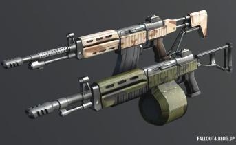 IF-54 Battle Rifle REDUX