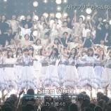 『バックダンサーも登場!!乃木坂46『Sing Out!』を披露!!キャプチャまとめ!!!【THE MUSIC DAY】』の画像