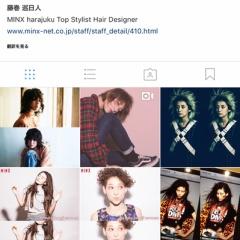 Instagram☆