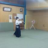 『香芝道場レディース合気道教室 令和3年10月4日(月)』の画像