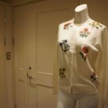 『KEITA MARUYAMA(ケイタマルヤマ)フラワー刺繍カーディガン』の画像