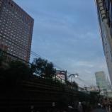 『[写真] 新宿の夏の夜 (Xperia Z5p)』の画像
