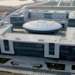 【中国】ついに、UFO発着基地を建築か?しかも、すでにUFOが着陸中…!? [海外]
