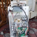 『【ナオモト製NBN-101Sa(簡易ボイラー)のオーバーホール修理】水を汲まない為、オーバーホールをしました!』の画像