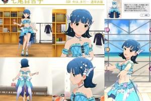 【ミリシタ】SSR「今は、まだ… 七尾 百合子」(通常・アナザー) 衣装紹介