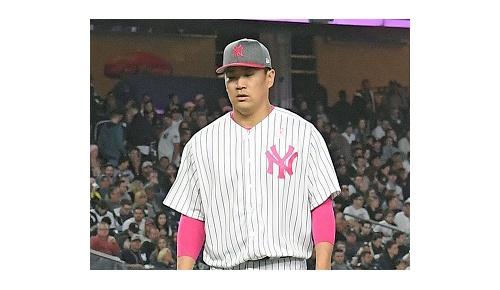 ヤンキース田中将大 2回持たず8失点 「ジーターの日」を台無しにしたとファン猛批判