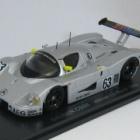 『43-0807 SAUBER C9/88 #63 ル・マン24時間レースカーコレクション vol.23』の画像