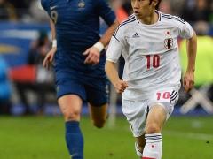 【動画】日本代表、香川の劇的な決勝点!!フランスから歴史的勝利