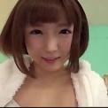 超絶激カワ美少女「佐倉絆」手コキパイズリフェラで口内発射をごっくんするスレンダーでキレイなカラダの美女が!