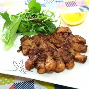 豚肉のビネガー揚げ