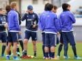 """やっと本腰?日本代表アギーレ監督 就任後初の本格的戦術練習に選手も驚き""""守備5カ条"""""""