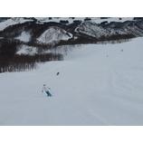 『アライオフピステチャレンジ2日目。雪は重さを増し・・・。』の画像