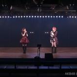 『感染対策による AKB48劇場『2人公演』衝撃の光景がこちらwwwwww』の画像