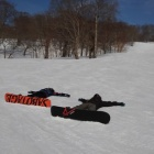 『2019/3/17 たんばらスキー場、ダンナの同僚さん達と』の画像