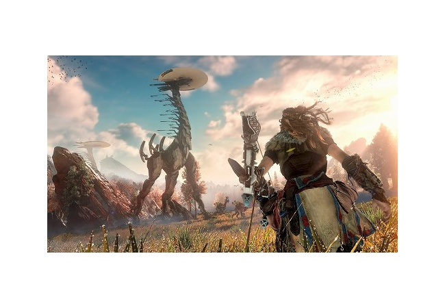 『Horizon Zero Dawn』のゲームプレイが凄すぎるwwwwww