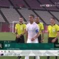 【速報】準々決勝…日本vsニュージーランドはスコアレスで前半終了wwwwwwww