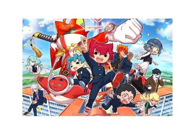 PS4/Switch『妖怪ウォッチjam 妖怪学園Y ワイワイ学園生活』夏に発売決定!