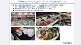 【東京五輪】気になる選手村レストランの中身公開…海外選手のSNS実況に反響「これは全て無料?」「これは素晴らしい」
