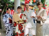 【乃木坂46】松村沙友理、現場でもスタッフ・キャストにお祝いしてもらった模様!!!