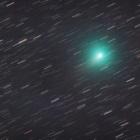 『地球に接近中の岩本彗星(C/2018 Y1)』の画像