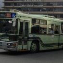 京都市営バス 京都200か・934