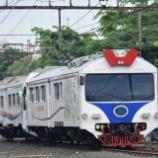 『【日車KRD】さよならWijaya Kusuma,Rail One Tanjung Priokヘ(3月13日)』の画像