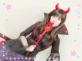 【画像】声優・竹達彩奈さん(28)、悪魔のコスプレをしてしまうwwwwwwwwwwwwwwwww