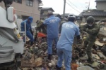 交野市環境事業所の方々が倉敷の災害復旧支援へ〜活動報告や写真も毎日アップされてる〜