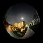 『新製品:LAOWA4mmF2.8フジX用作例①~月暈・日暈 2020/04/30』の画像