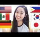 6言語話せる美人が話題に!日本語も話せる!