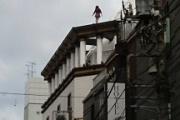 【地域】歌舞伎町「呪いのビル」、1か月で7人が飛び降りる…
