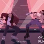海外製の新格闘ゲーム、パンチプラネット(Punch Planet)が話題に【海外の反応】